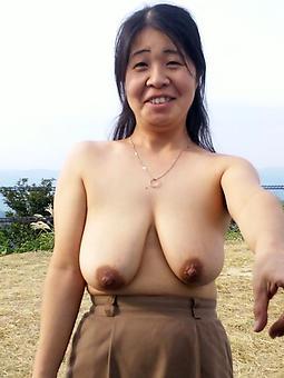 grown-up asian lady glaze