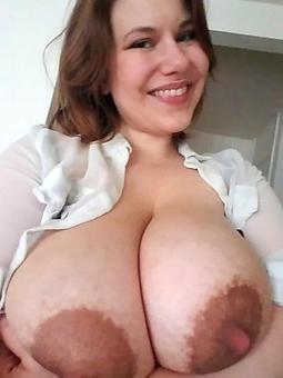 chunky namby-pamby mature tits tease