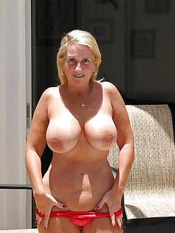 juggs mature fair-haired bush pictures
