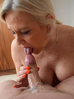 older mature blowjobs jollying