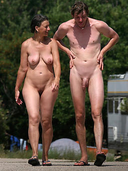 unclad pictures be useful to mature old couples