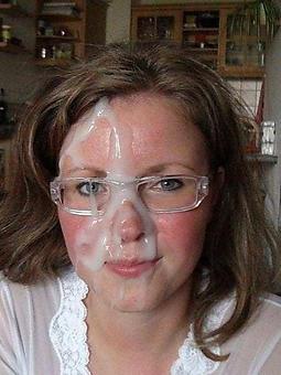 of age cumshot facial second-rate pics