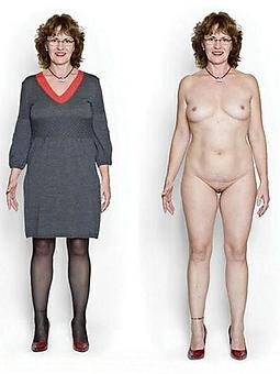 matured ladies dressed and undressed truth or escapade pics