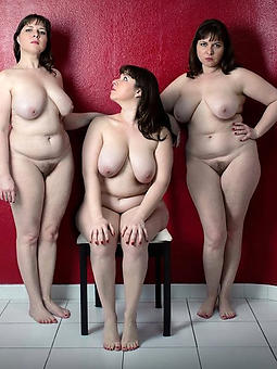 oustandingly fat mature tits soles