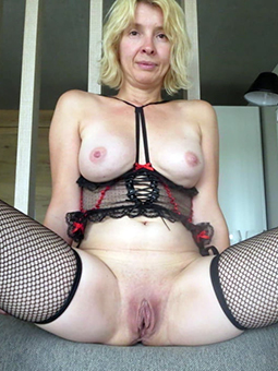 mature ex girlfriend stripping