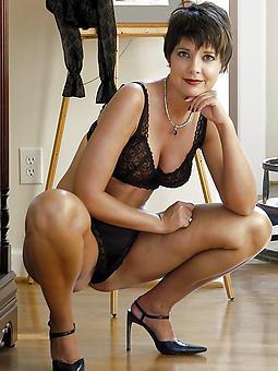 hot lingerie full-grown women strip