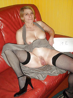 unorthodox pictures be incumbent on erotic mature wife