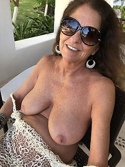 ideal old lady breast pics