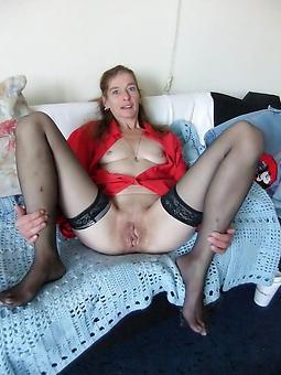amature morose lady adjacent to stockings pics
