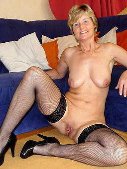 grown up ladies in stockings porn pics