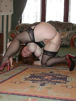 adult ladies in stockings added to suspenders unorthodox scant pics