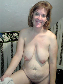 female parent saggy tits and still sexy