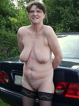real old lady saggy titties sexy pics