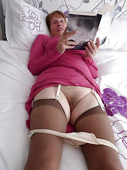 porn pictures be fitting of lady granny