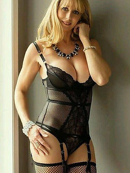 porn pictures of aged lady lingerie