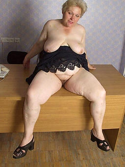 old of age grannies stripping