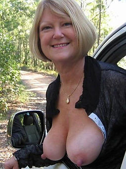hard nipples mature
