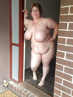 chubby sexy lady tease