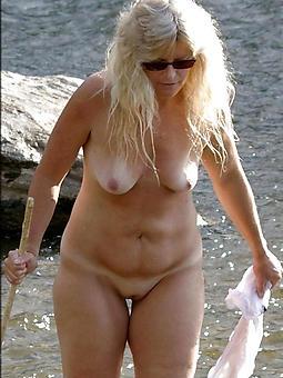 full-grown nude beach seduction