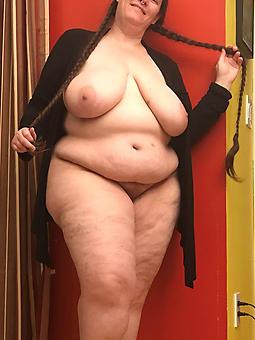 huge fat mature tits