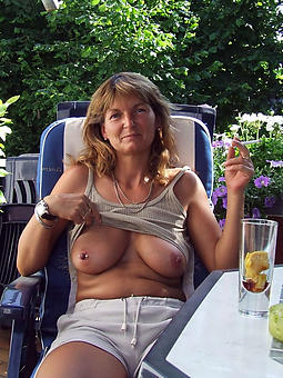 porn pictures of stripped mature landowners outdoors
