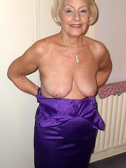 free pics of hot grandma unshod