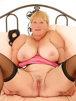 chubby mature ladies sexy pics