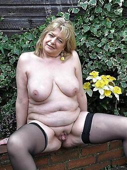 hot bbw elderly lady erotic pics