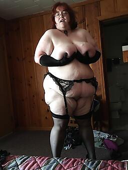 hotties bbw old ladies pics
