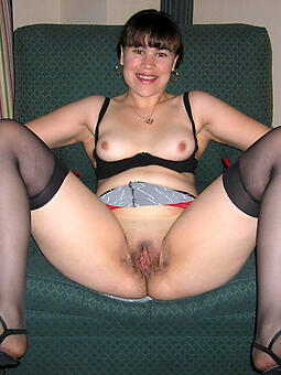 enticing hot matures about stockings pics