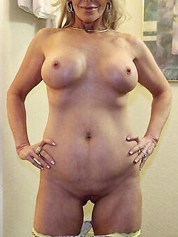 through-and-through mature moms naked brigandage