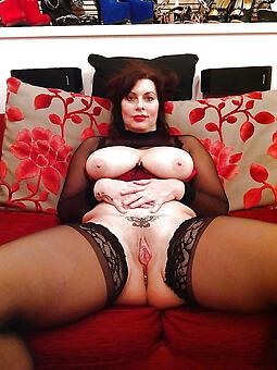 amature mature moms in stockings porn Bohemian pic