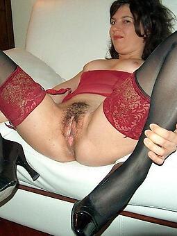 juggs grown up woman in stockings