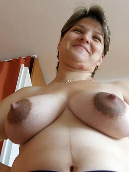 pretty unending nipples matured