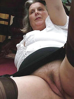 nude moms over 60 stripping