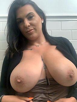 unadulterated brunette mam porn picture