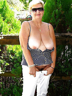 unembellished snazzy mature gentry pics