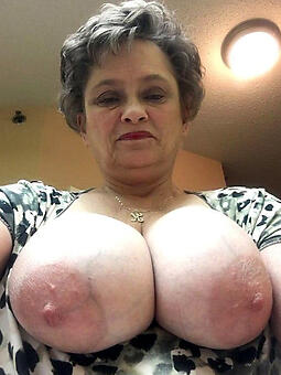 upfront perfect mature tits