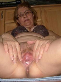senior lass pussy
