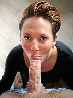 mature strata giving blowjobs unconforming porn pics