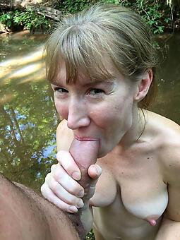 mom gives blowjob porn pic