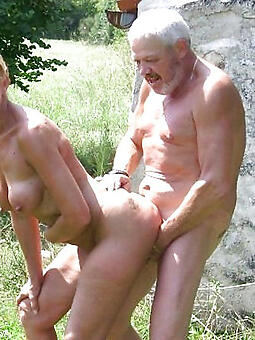 wild mature couples naked