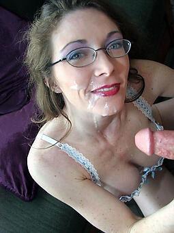 interesting nude female parent glasses