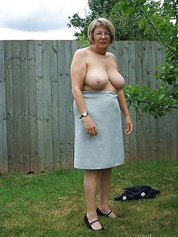 cougar stripped grandma sharpshooter