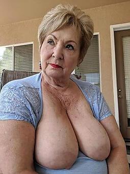 ideal sexy grown-up grandma pics