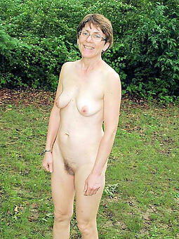 cougar superannuated foetus unparalleled nude pics