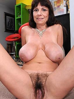 unartificial old lady tits hot porn pics