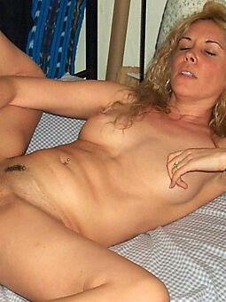 sexy nude mature inclusive masturbating seduction