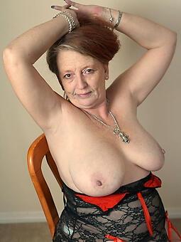 complete defoliate ladies over 60 photo