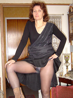 wild pantyhose of age